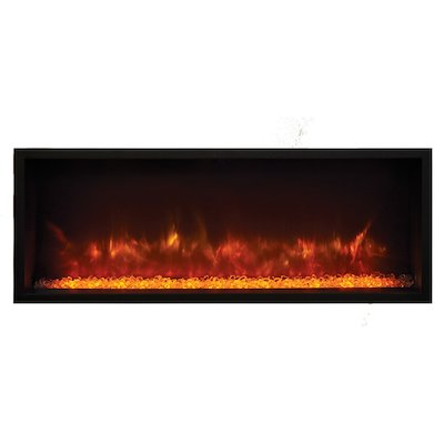Gazco Skope 85r Built-In Electric Fire - Frontal