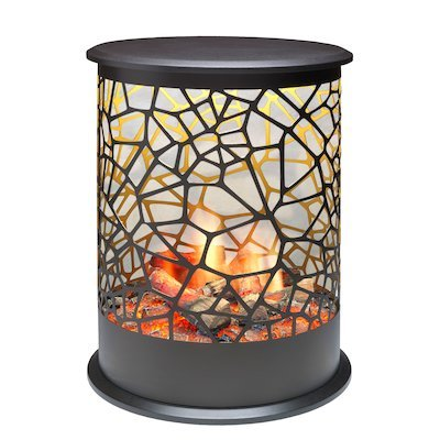 Dimplex Cellini Opti-V Freestanding Electric Fire