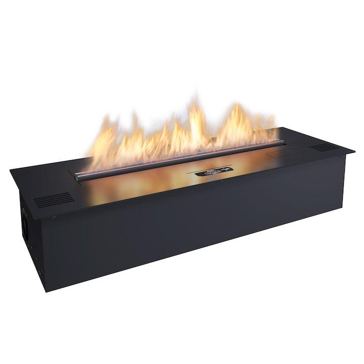 Planika Primefire Bio-Ethanol Drop-in Fire Black Manual Control - Black