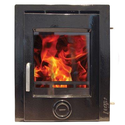 Ekol Inset 8 Multifuel Inset Fire