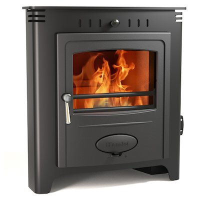 Hamlet Solution 5 Multifuel Inset Stove