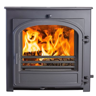 Hunter Telford 8 Multifuel Inset Stove