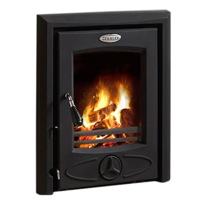Stanley Cara Multifuel Inset Stove