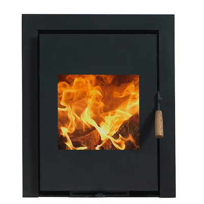 Burley Coppice Firecube Wood Inset Stove