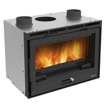 La Nordica Ventilato 70 Wood Cassette Fire