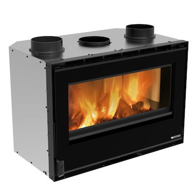 La Nordica Crystal 80 Wood Cassette Fire