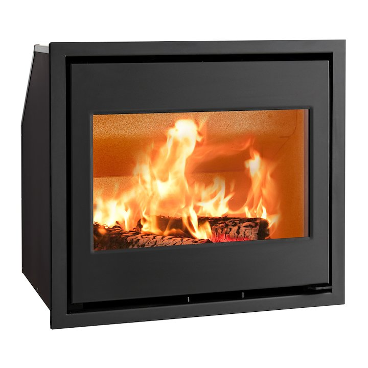 Scan 1001 Wood Cassette Fire Black Black Trim - Black