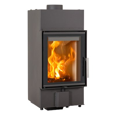 Scan 5001 Built-In Wood Fire - Frontal
