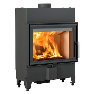 Scan 5002 Built-In Wood Fire - Frontal