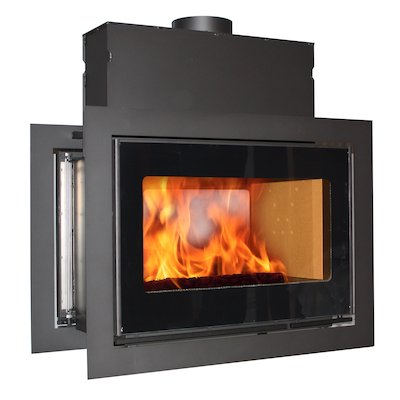 Scan DSA 12 Built-In Wood Fire - Tunnel