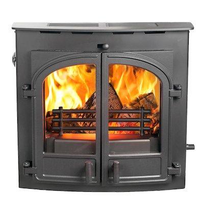Hunter Telford 20B Multifuel Inset Boiler Stove
