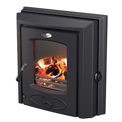 Stanley Cara Multifuel Inset Boiler Stove
