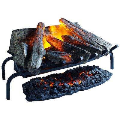 Dimplex Silverton Opti-Myst Electric Firebasket