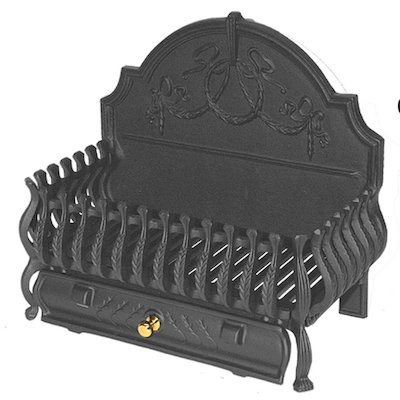 Calfire Spanish Back Medium Solid Fuel Firebasket