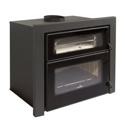 Bronpi Everest Wood Cassette Fire - With Oven
