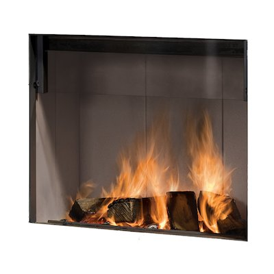 Barbas Escamolux 80/65 Built-In Wood Fire - Frontal