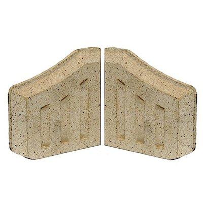 Manor Coal Saver Fire Bricks - Sides