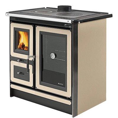 La Nordica Italy Wood Burning Range Cooker