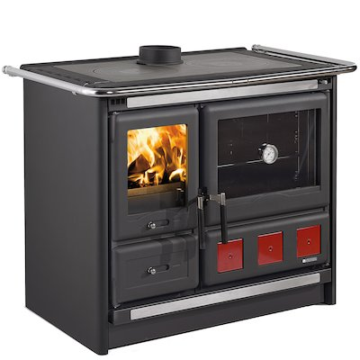 La Nordica Rosa XXL Wood Burning Range Cooker