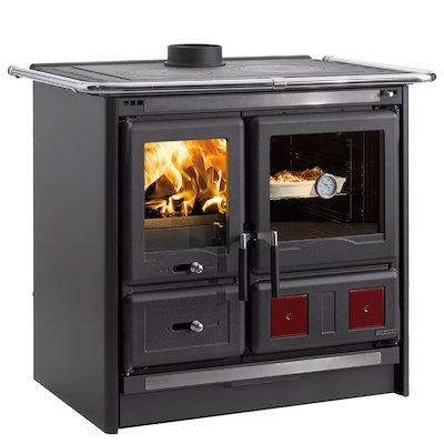 La Nordica Rosa Large Wood Burning Range Cooker