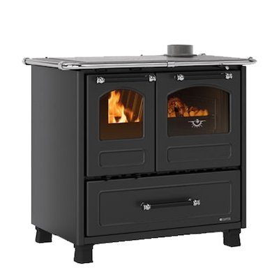 La Nordica Family 4.5 Wood Burning Range Cooker