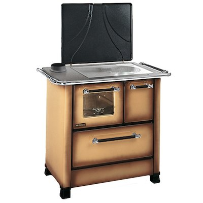 La Nordica Romantica 3.5 SX Wood Burning Range Cooker