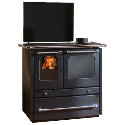 La Nordica Sovrana Evo Wood Burning Range Cooker