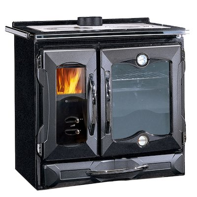 La Nordica Suprema Wood Burning Range Cooker