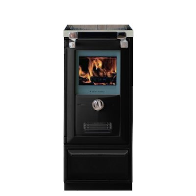Lacunza Vulcano 4T Wood Burning Cooker