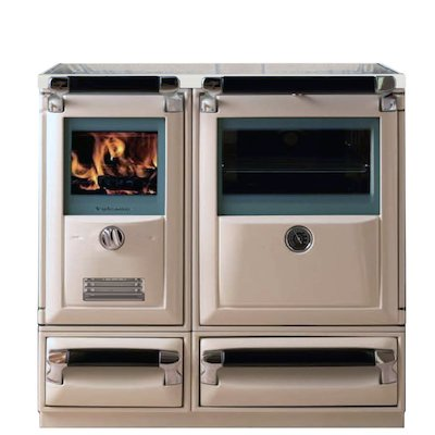 Lacunza Vulcano 7T Wood Burning Range Cooker