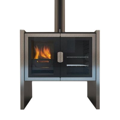 Firebelly Razen Wood Burning Range Cooker