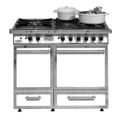 Godin Chatelaine Pro Dual Fuel Range Cooker - Clearance