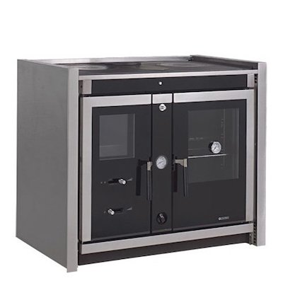 La Nordica Thermo Italy Built-In DSA Wood Burning Boiler Cooker