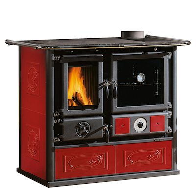 La Nordica Thermo Rosa DSA Wood Burning Boiler Cooker
