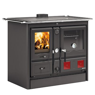 La Nordica Thermo Rosa XXL DSA Wood Burning Boiler Cooker