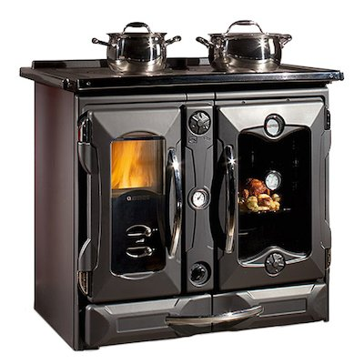 La Nordica Thermo Suprema Compact 18.5 DSA Wood Burning Boiler Cooker