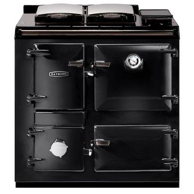 Rayburn Heatranger 212 SFW Solid Fuel Boiler Range Cooker