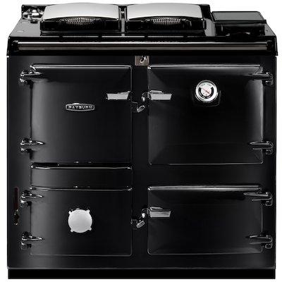 Rayburn Heatranger 355 SFW Solid Fuel Boiler Range Cooker