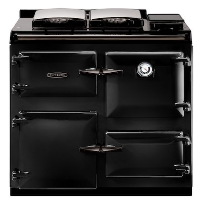 Rayburn Heatranger 499K Conventional Flue Kerosene Oil Boiler Range Cooker