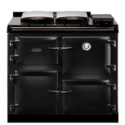 Rayburn Heatranger 660K Conventional Flue Kerosene Oil Boiler Range Cooker
