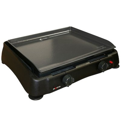 Invicta Ibiza Tabletop Plancher Gas BBQ