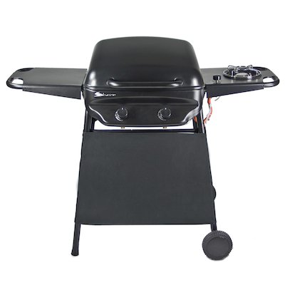 Sahara Rapid Assembly Plus Gas BBQ