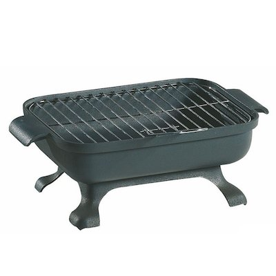 Invicta Malawi Cast-Iron Tabletop Charcoal BBQ