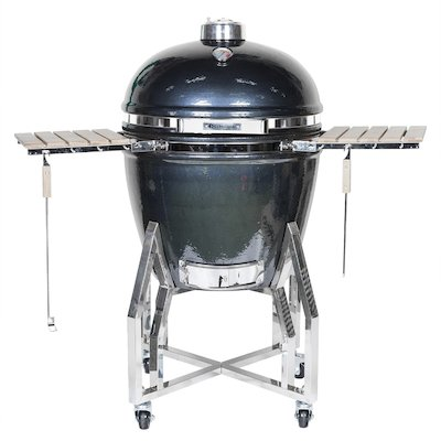 La Hacienda Kamado XL Ceramic BBQ Oven - With Stand