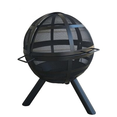 Gardeco Ison Ball Outdoor Firepit