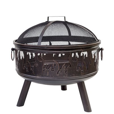 La Hacienda Wildfire Outdoor Firepit