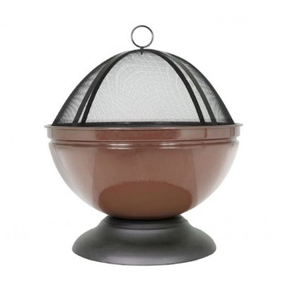La Hacienda Globe Outdoor Firepit