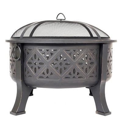 La Hacienda Moresque Outdoor Firepit