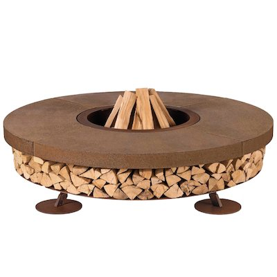 AK47 Ercole 150 Outdoor Large Firepit