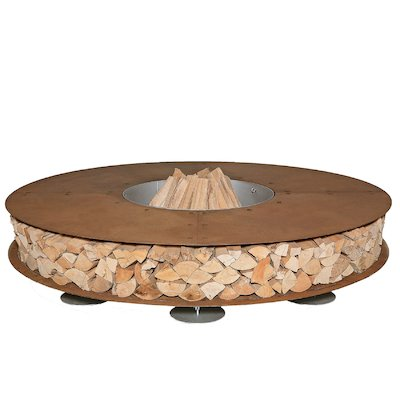 AK47 Zero 200 Outdoor Large Firepit